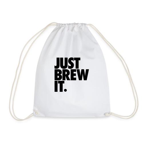 Just brew it - Turnbeutel