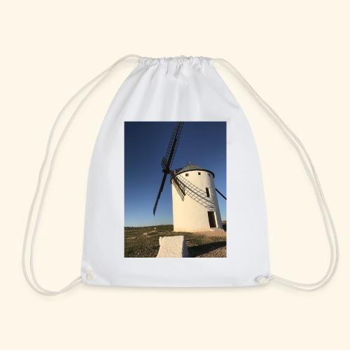 Molino Campo de Criptana Castilla la Mancha - Mochila saco