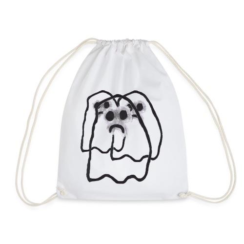 Mr S Ghostie - Drawstring Bag