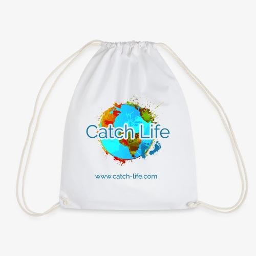 Catch Life Color - Drawstring Bag