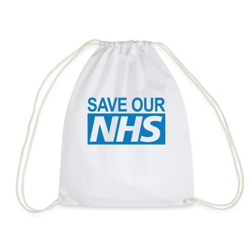 Save Our NHS - Drawstring Bag