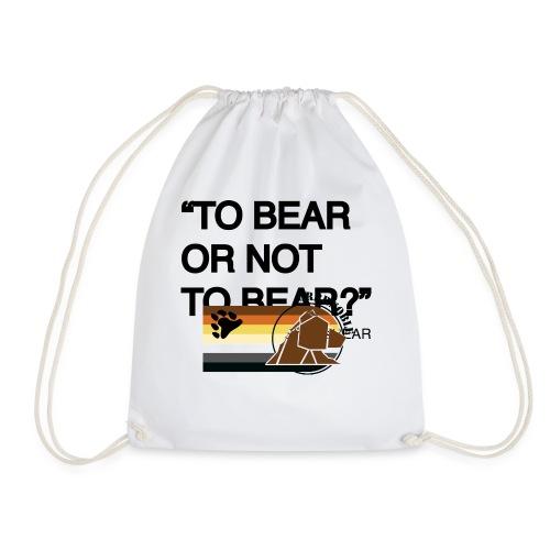 grrr_shakesbearTo bear or not to bear - Sac de sport léger