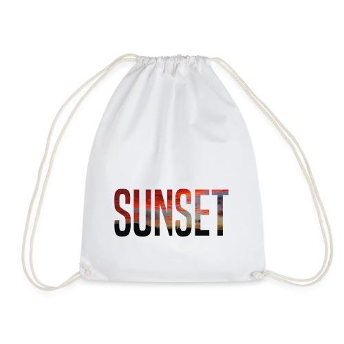 sunset - Sac de sport léger