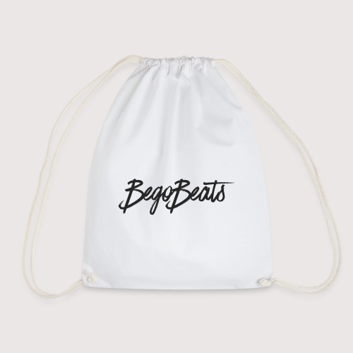 BegoBeats White Collection - Drawstring Bag