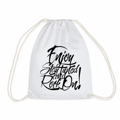 Rock on! - Drawstring Bag