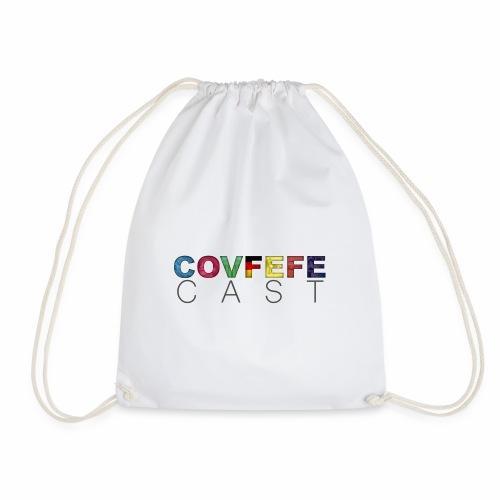CovfefeCast - Turnbeutel