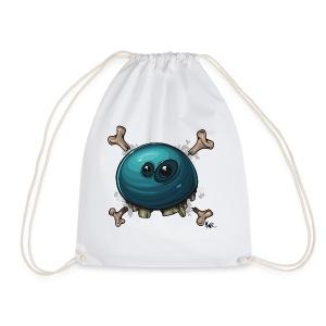 SufferTheNasty [00110011] - Drawstring Bag