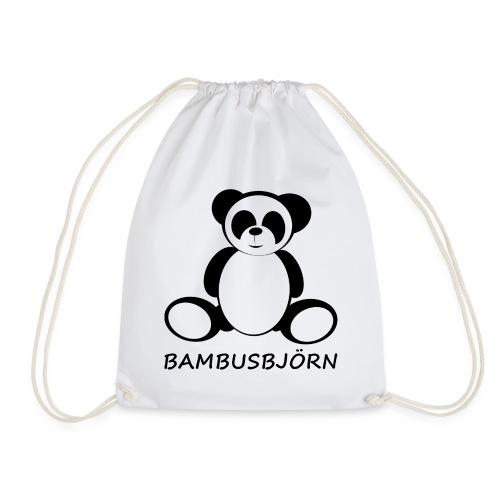 Bambusbjörn - Turnbeutel