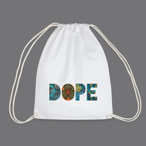 DOPE NATURE Tee Shirts - Drawstring Bag