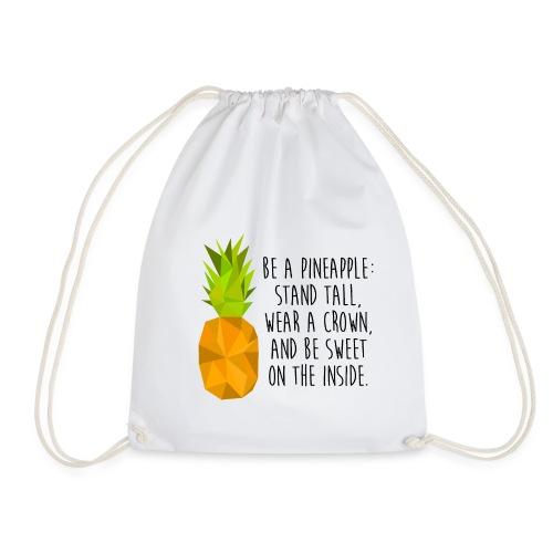 Pineapple - Sacca sportiva