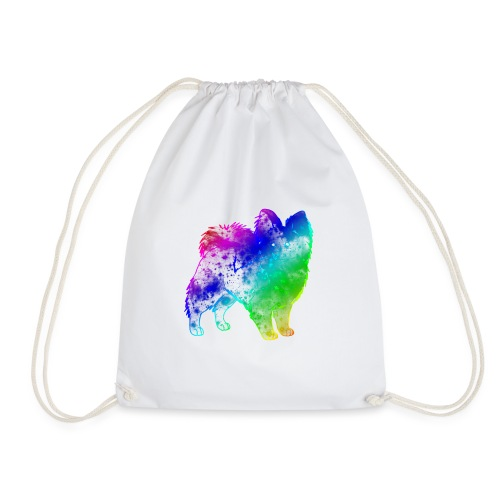 Space Dog - Drawstring Bag