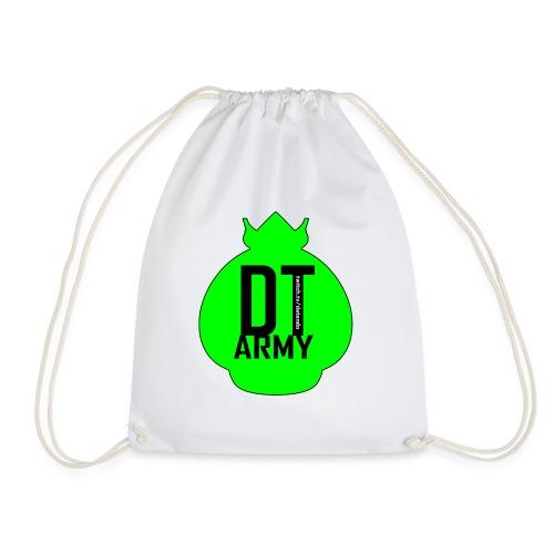 DT ARMY GREEN - Turnbeutel