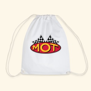 Mean OldTimers Logo T - Drawstring Bag