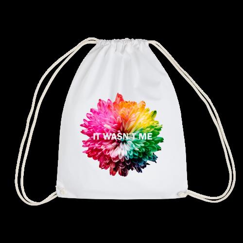 Flower Design - Turnbeutel