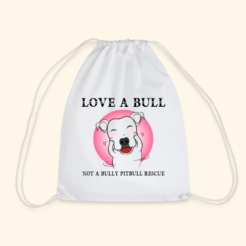 LOVE A BULL - Sacca sportiva
