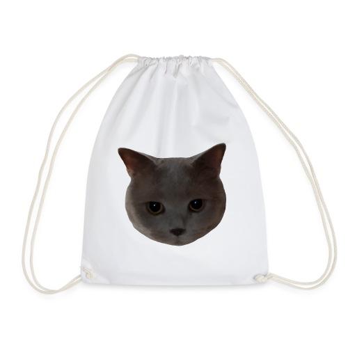 süße Katze - Turnbeutel