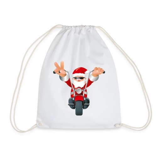Father X-Mas - Drawstring Bag