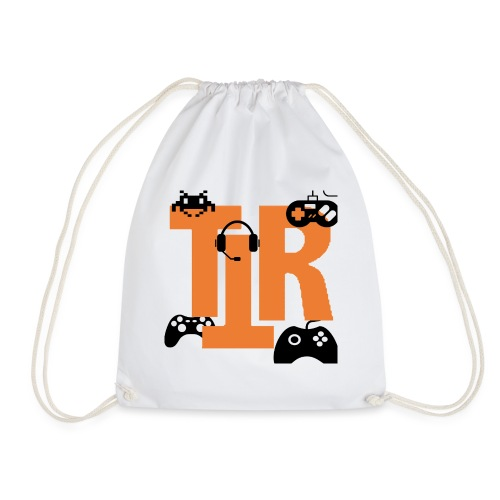 ttr streams - Drawstring Bag