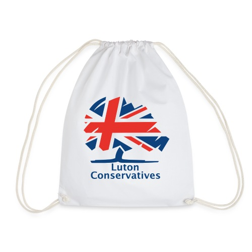 Luton Conservatives Badge - Drawstring Bag