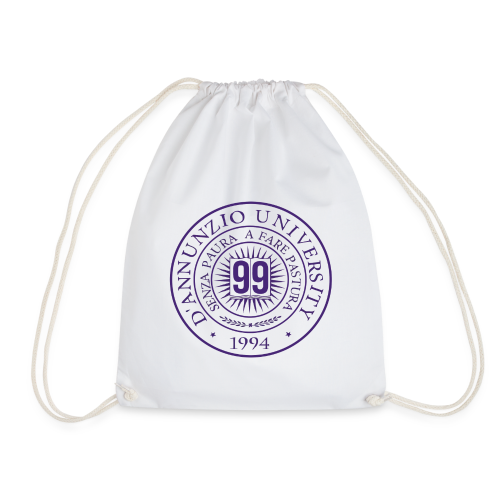99 COSSE LOGO - Sacca sportiva