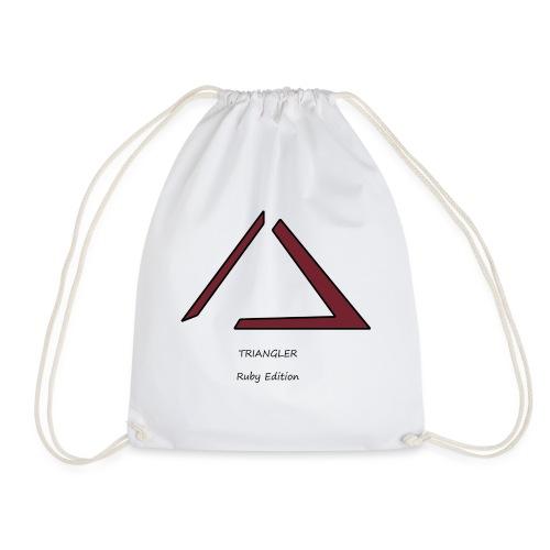 Triangler Ruby édition , Première collection - Sac de sport léger