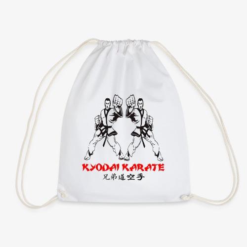 Kyodai Club Badge - Drawstring Bag
