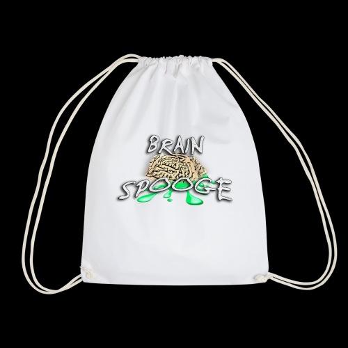 The Original Brain Spooge - Drawstring Bag