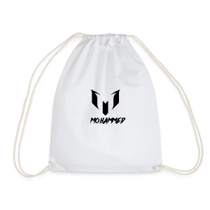 mohammed yt - Drawstring Bag