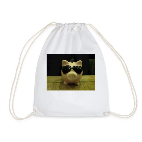 Cool dude - Drawstring Bag