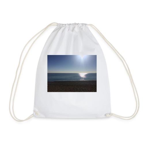 Sonne,Meer,Strand,Freiheit,Geschenk,Geschenkidee - Turnbeutel