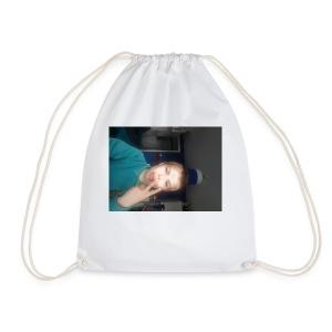 Iphone case Red Ball4561 - Drawstring Bag