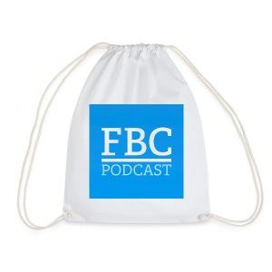 fbc-podcast merchandise - Turnbeutel