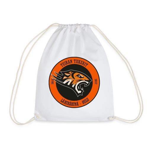 Tuiran Tiikerit, värikäs logo - Jumppakassi