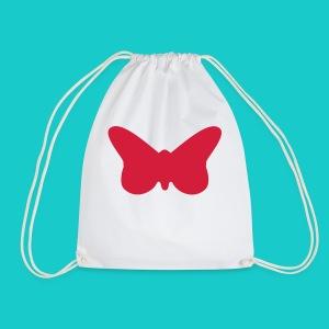 Butterfly sailing class logo - Turnbeutel