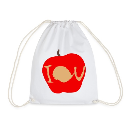 IOU (Sherlock) - Drawstring Bag