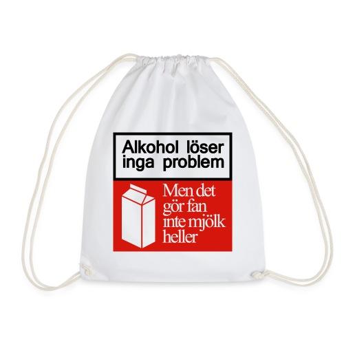 alkohol - Gymnastikpåse