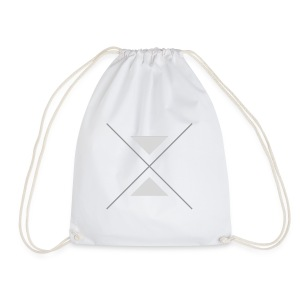 triangles-png - Drawstring Bag