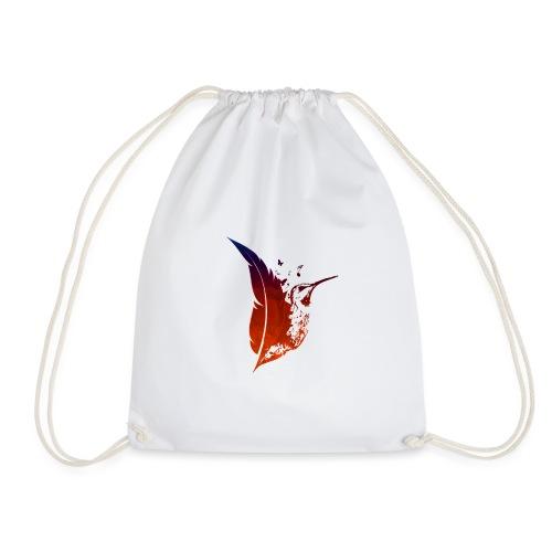 Colibri flamboyant - Sac de sport léger
