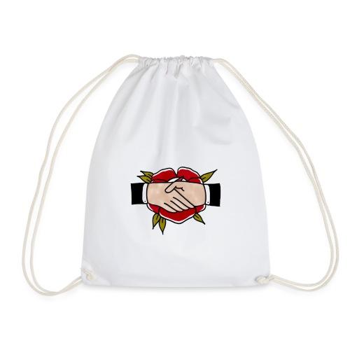 'Truce' - Drawstring Bag