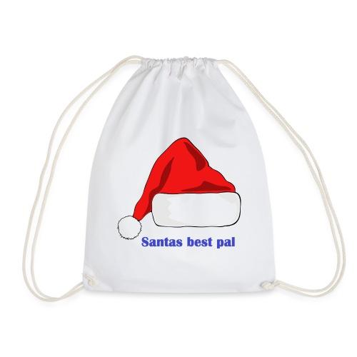 Isle of Santas Pal - Drawstring Bag