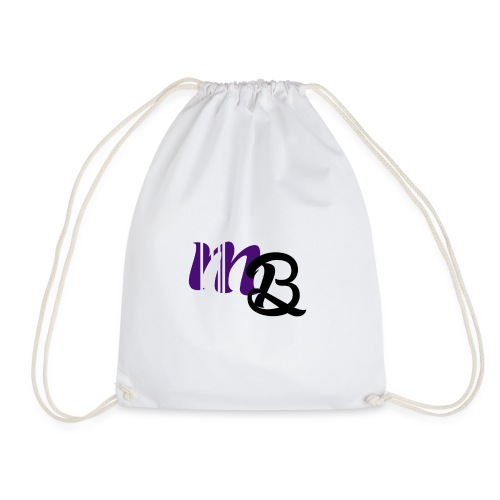 Youtube Merchandise Miranda Bos_YT - Drawstring Bag