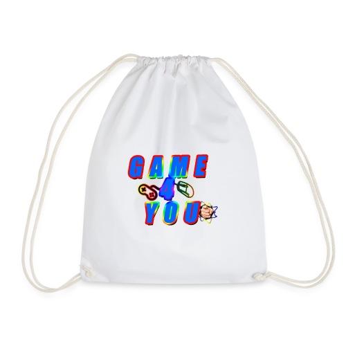 Game4You - Drawstring Bag