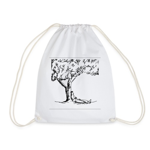 Relax Tree - Turnbeutel