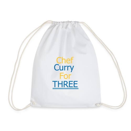 Chef Curry for THREE - Turnbeutel