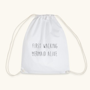 Mermaid - Sac de sport léger
