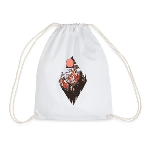 Black Bear Mountain - Drawstring Bag