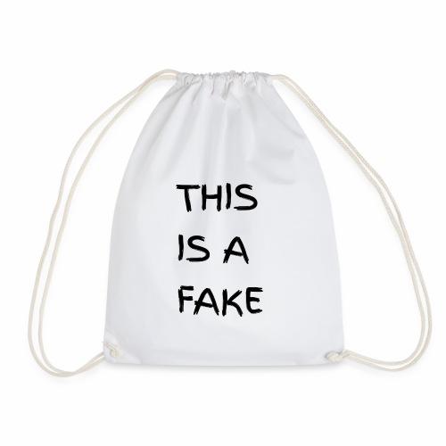 Fake - Turnbeutel