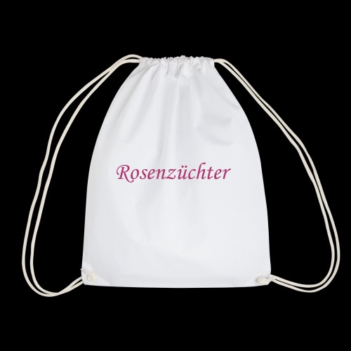Rosenzuechter - Turnbeutel
