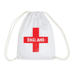 ENGLAND is my country - Drawstring Bag