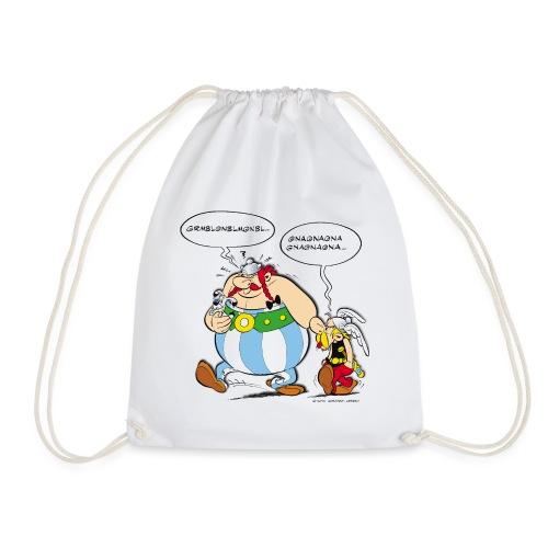 Asterix & Obelix boudeur - Sac de sport léger